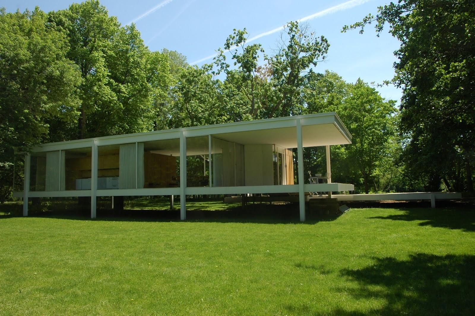 FARNSWORTH HOUSE | URBAN ARCHITECTURE NOW