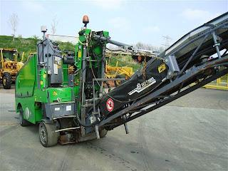 Freza%2BAsfalt%2BWirtgen%2BW50%2B1 739113 Freze de asfalt la rece WIRTGEN W 50 An 2007
