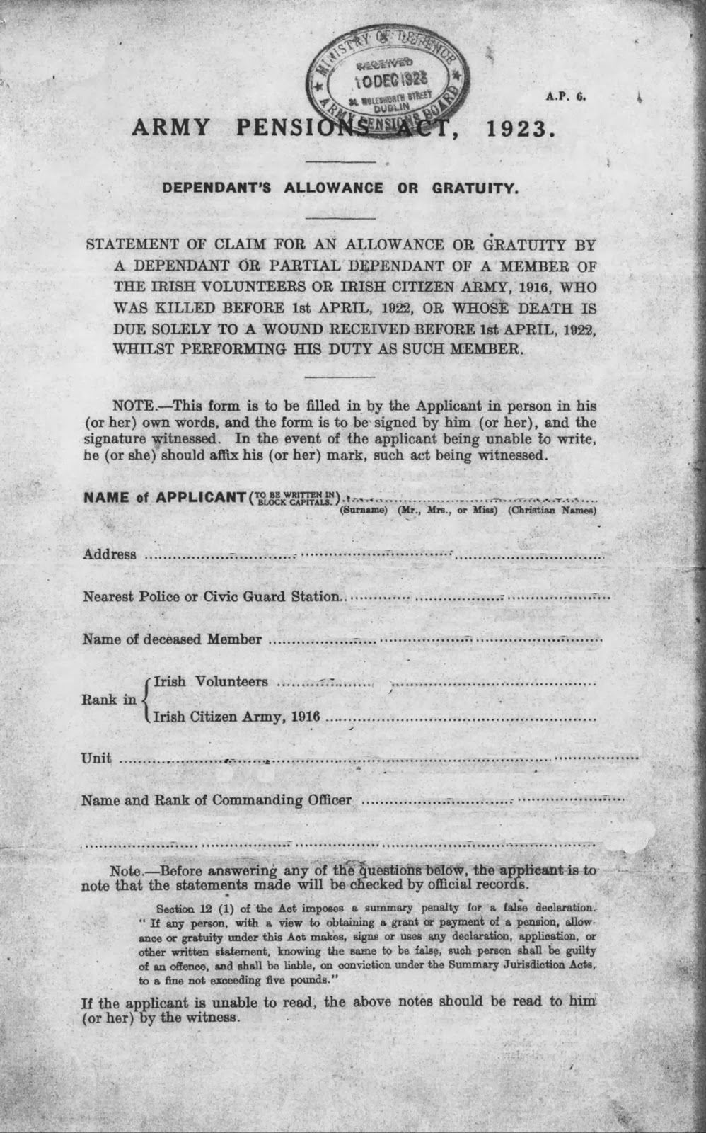 Application Form Irish Army on army sworn statement example, army sop examples, army medical corps, army recruiting application, army letter of acceptance, army privacy act statement, direct deposit sign-up form, army personal data sheet, sample direct deposit form, employee action form, army counseling examples, blank employee incident report form, army code of conduct, army dental corps, army home, army trips form.pdf, army letter of application, sales tax exemption form, army women's basketball, army military records search,