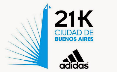 21k Media maratón Ciudad de Buenos Aires (ARG, 06/sep/2015)