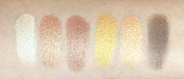 New Essence Palettes: All About Nude, All About Paradise, All about Sunrise