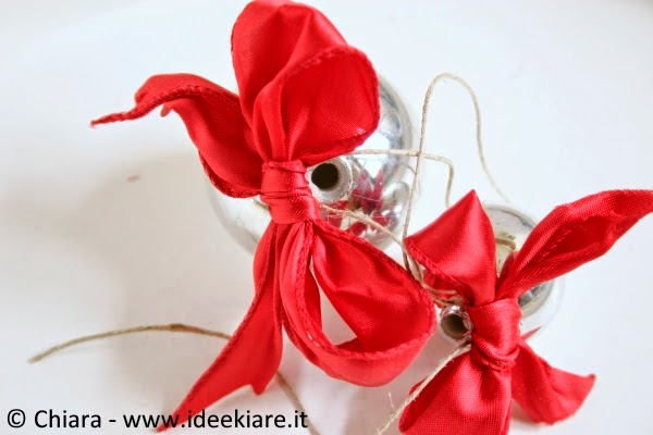 Come decorare palline albero di Natale