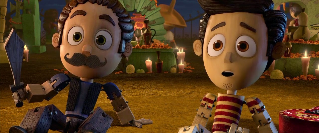 The Book of Life (2014) S4 s The Book of Life (2014)