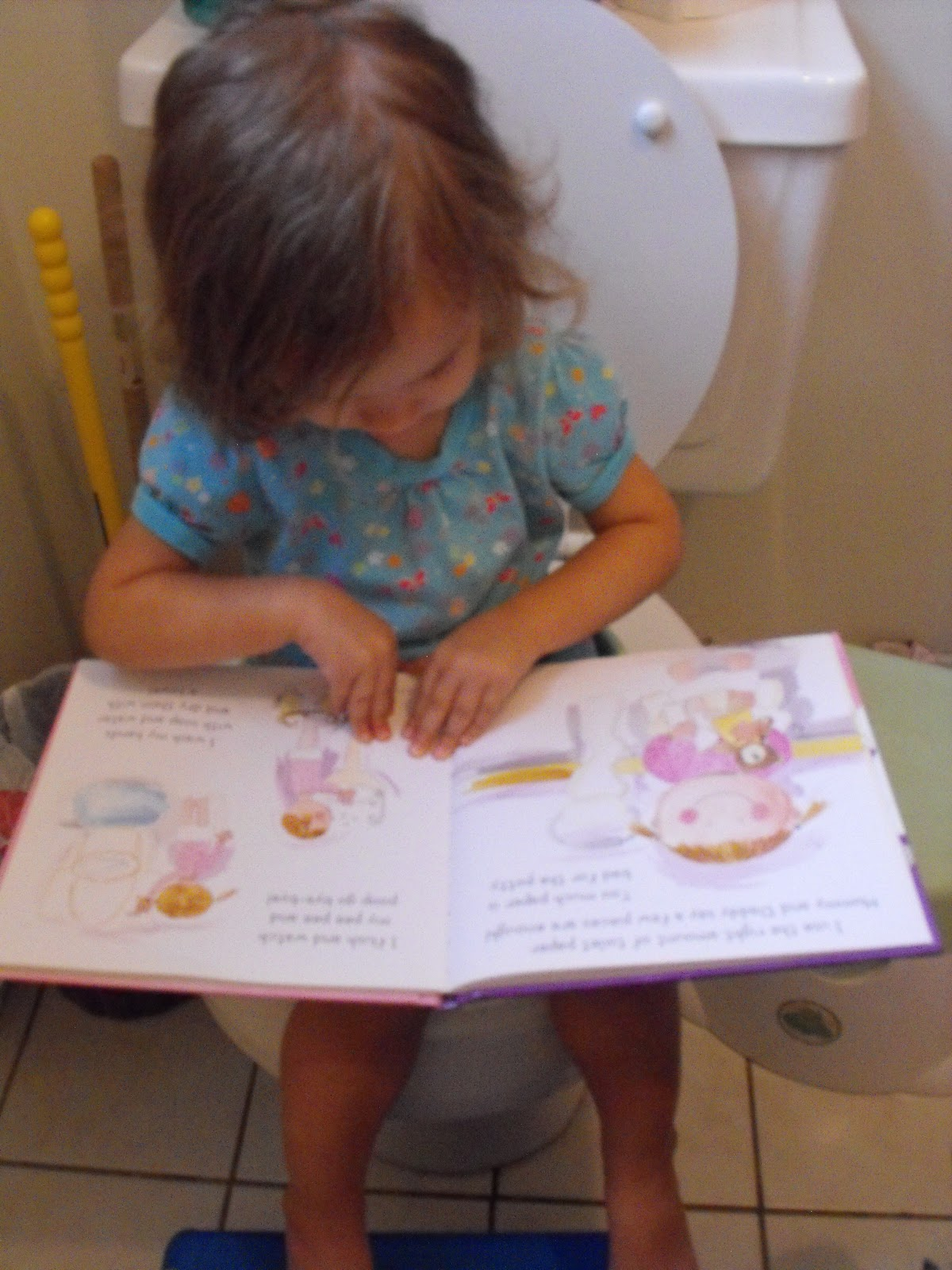 What to expect first day potty training videos