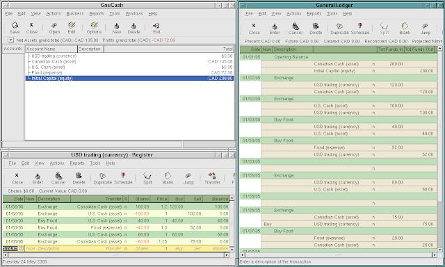 GnuCash: Software Akuntansi Gratis