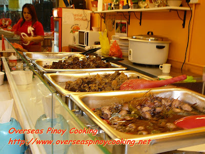 Pinoy Food Kuala Lumpur? - Turo Turo Pinoy Food