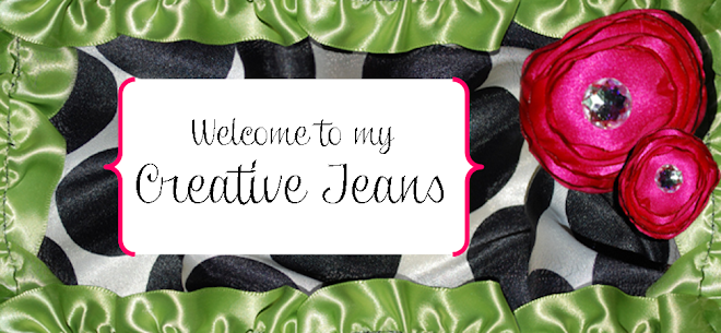 Creative Jeans/Stampin&#39; With Helen