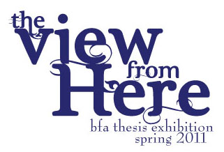 bfa thesis exhibition Discover + showcase creative work from the maine college of art community.