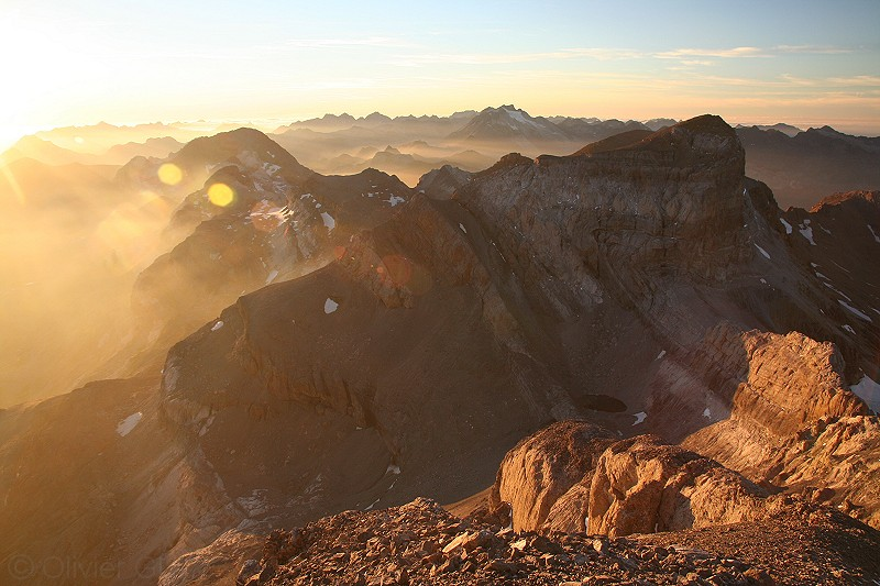 Bivouac Mont Perdu