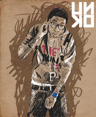 wiz khalifa art design - hip hop art