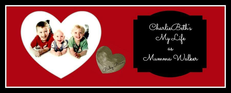 "CharlieBeth's ""Life as Mumma Walker"""