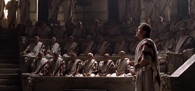 Senado romano y antigua Roma