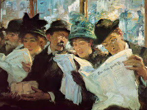 The Morning News (Francis Luis Mora)