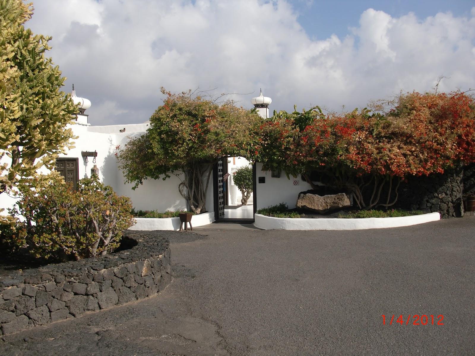 El mirador viewpoint islas canarias canary islands - Casa museo cesar manrique ...