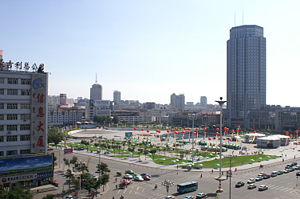 Hohhot Central Square