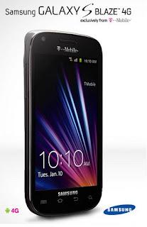 dengan spesifikasi kelas atas. Untuk spesifikasi Galaxy S Blaze 4G