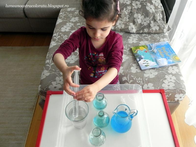 activitate de transfer a apei