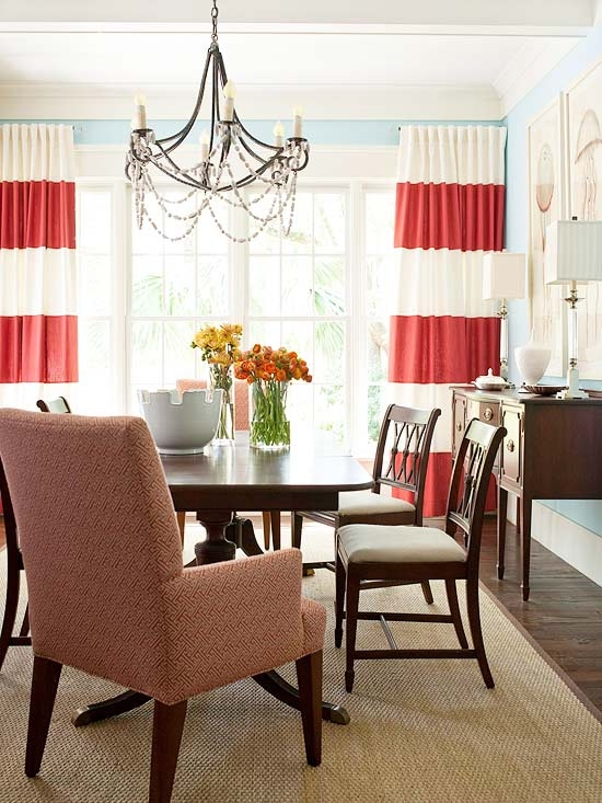 In Your Back Pocket Striped Curtains