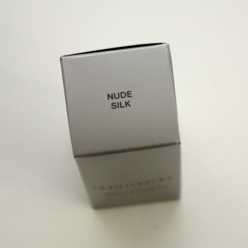 Laura Lacquer Nail Polish: Pondering Beauty: Laura Mercier Nail Lacquer In Nude Silk