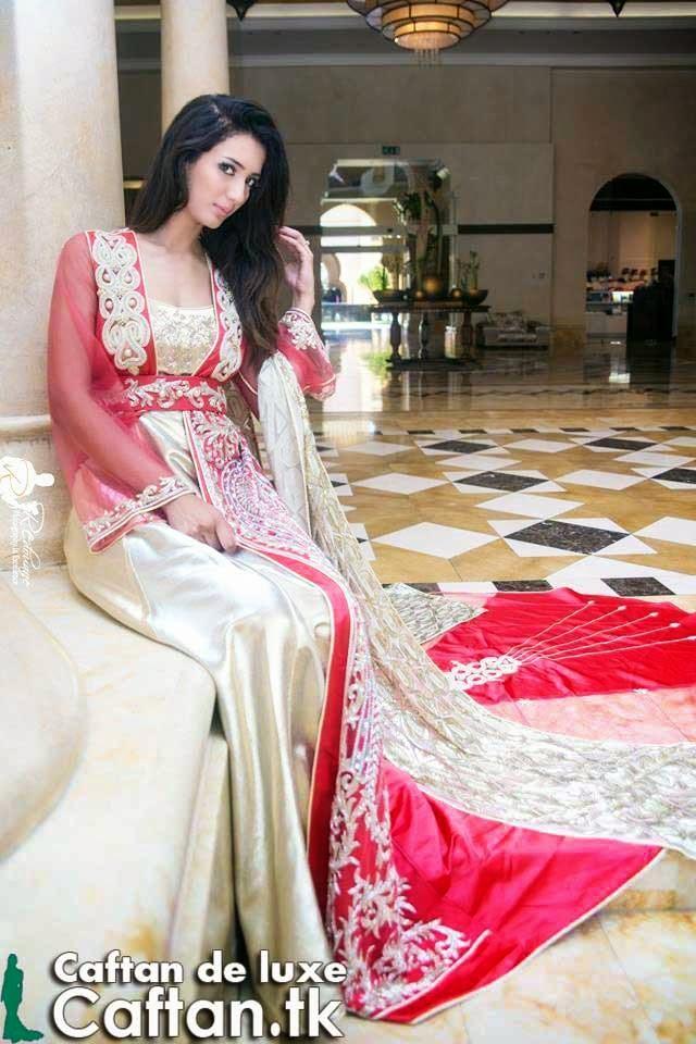 Caftan haute couture royal  2014