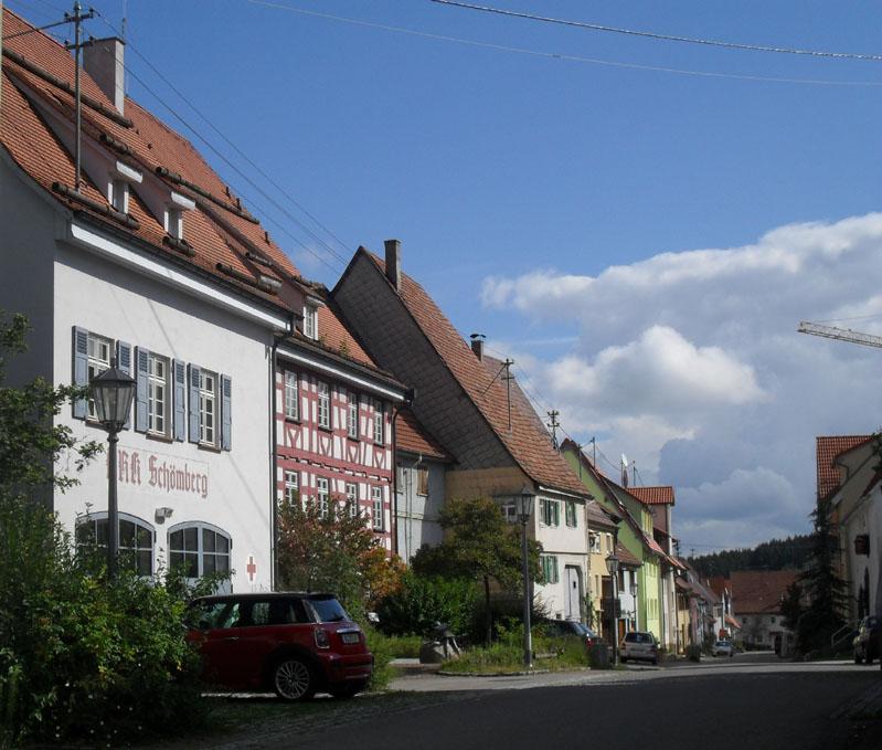 Brauns On Tour Baden Wurttenburg South West Germany