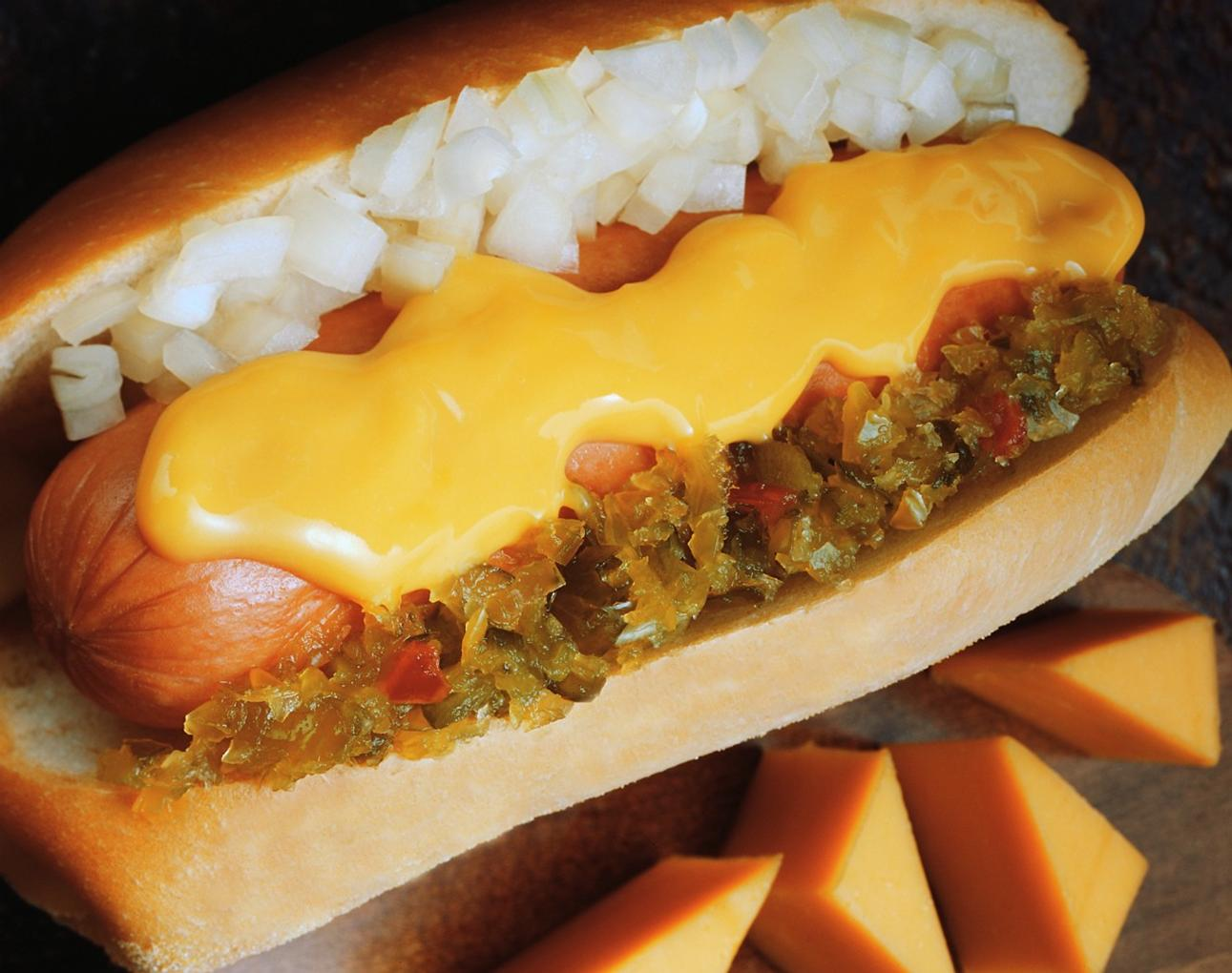 Chipolata Hot Dog