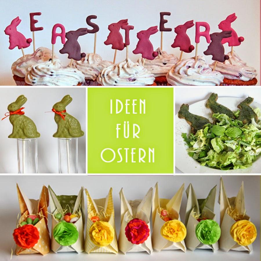 Gesammelte Oster Rezepte & DIY´s