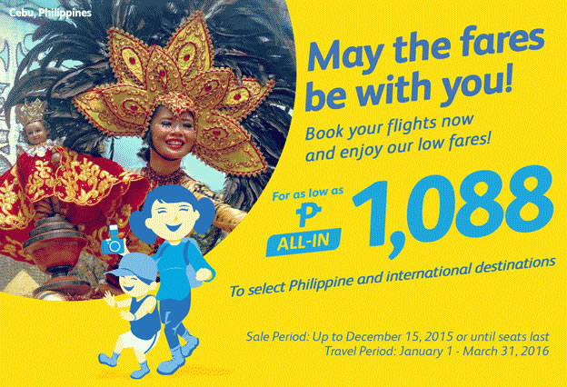 Seat Sale Domestic and International Promo Fare 2016