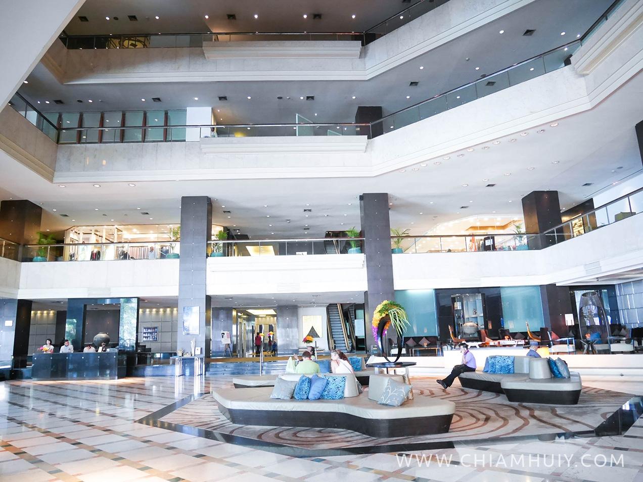 Amari Watergate Bangkok Hotel Review Celine Chiam