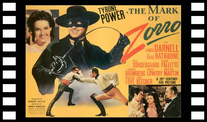 El signo del Zorro (1940 - The Mark of Zorro)