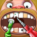 Crazy Dentist - Kids games App iTunes Google Play App Icon Logo By George CL - FreeApps.ws