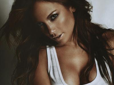 Jennifer Lopez Unseen Wallpaper
