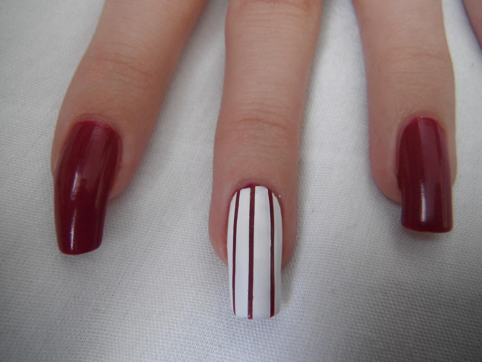 Nail Designs That Make Nails Look Longer | Nail Art Designs