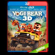 El oso Yogi (2010) 3D SBS 1080p Audio Dual Latino-Ingles