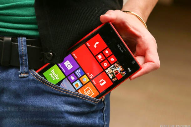 Nokia Lumia 1820 Nokia Lumia 1820 Specification