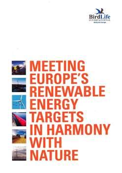 Κενοί οι στόχοι για τη διείσδυση των Ανανεώσιμων Πηγών Ενέργειας χωρίς την προστασία της βιοποικιλότητας