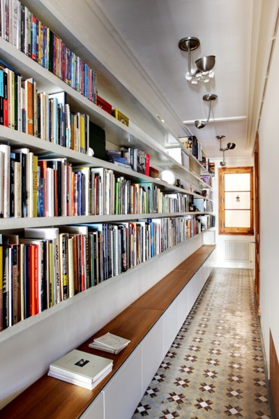 10 ideas para espacios reducidos - Muebles de pasillo ...