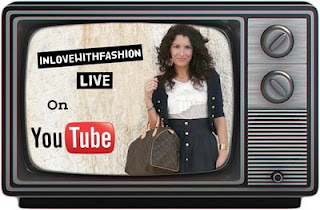 INLOVEWITHFASHION LIVE