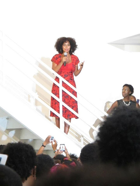 Tracee Ellis Ross, Natural Hair, Optimum HairCare Miracle Oil
