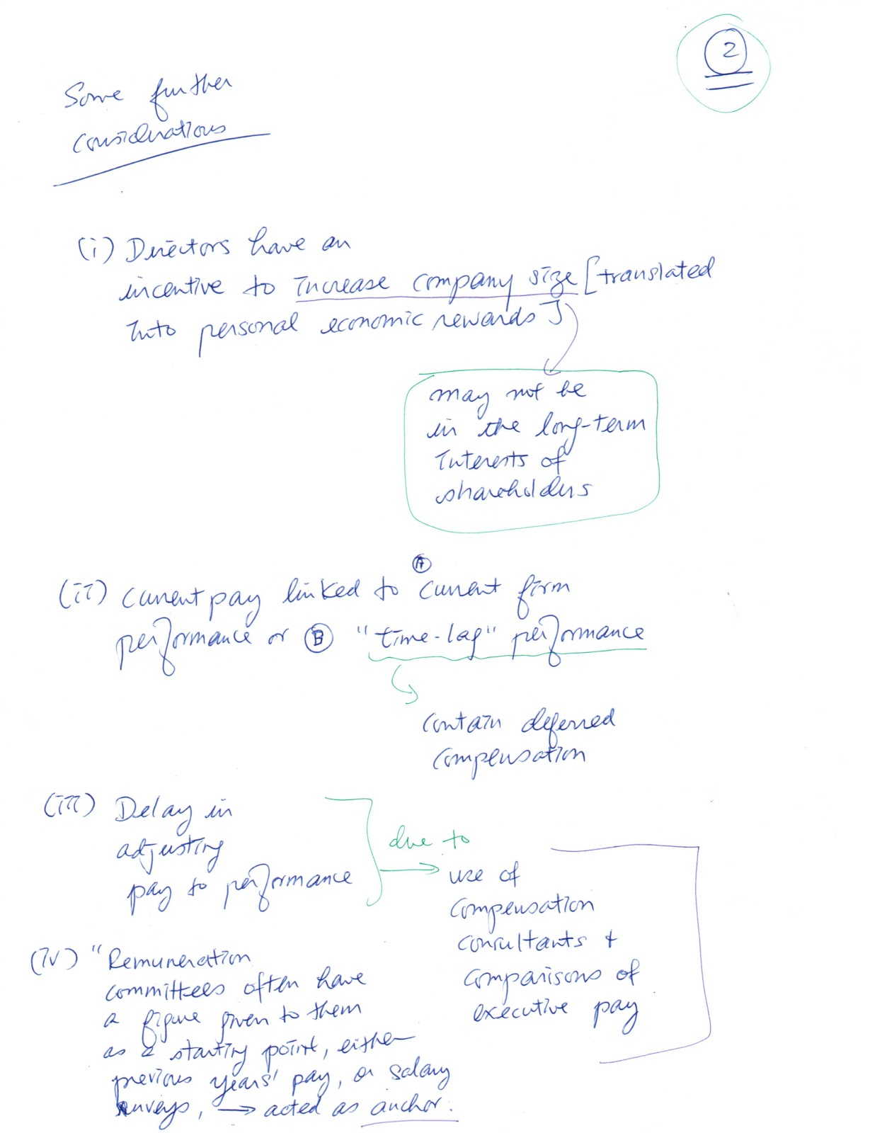 topic 1 some notes on corporate Corporate governance topic gateway series  1  topic gateway series  3 corporate governance  while in some european countries, .