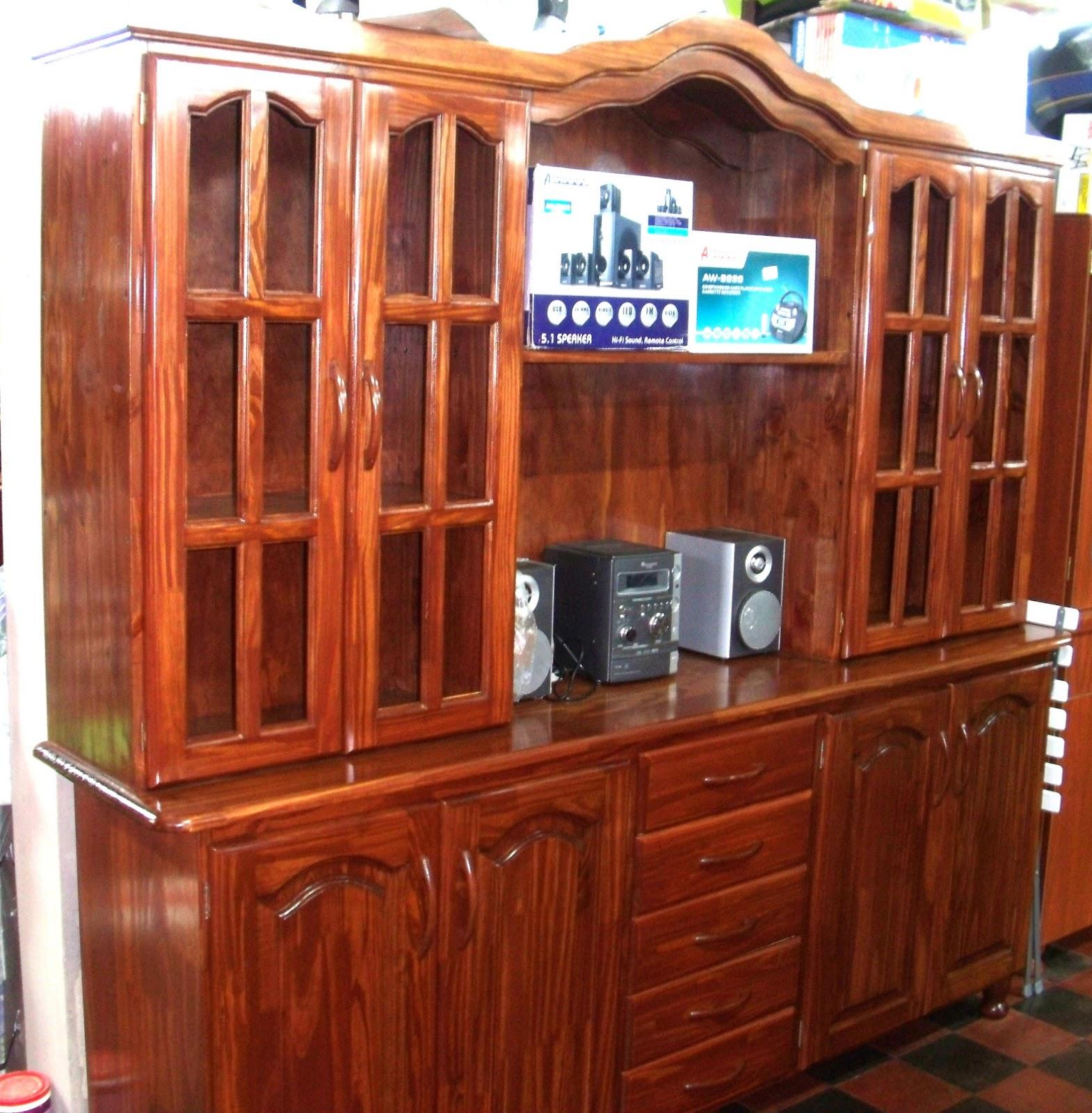 Hogar y vivienda muebleria vera aparadores alacenas - Aparadores para cocina ...