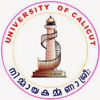 Calicut University Results 2016