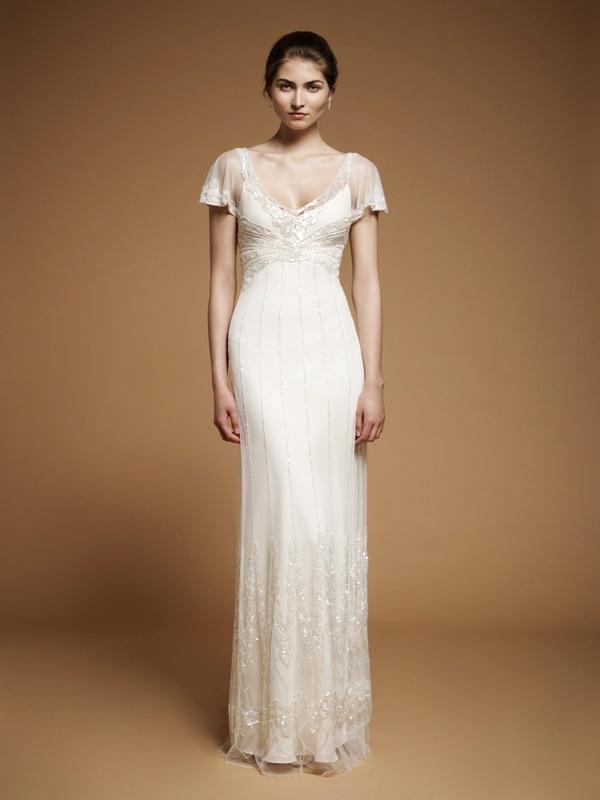 Ben noto Pazza Idea: Gli abiti da sposa vintage di Jenny Packham ZK37