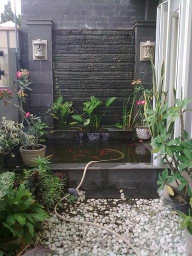 Contoh Taman Rumah Minimalis 2