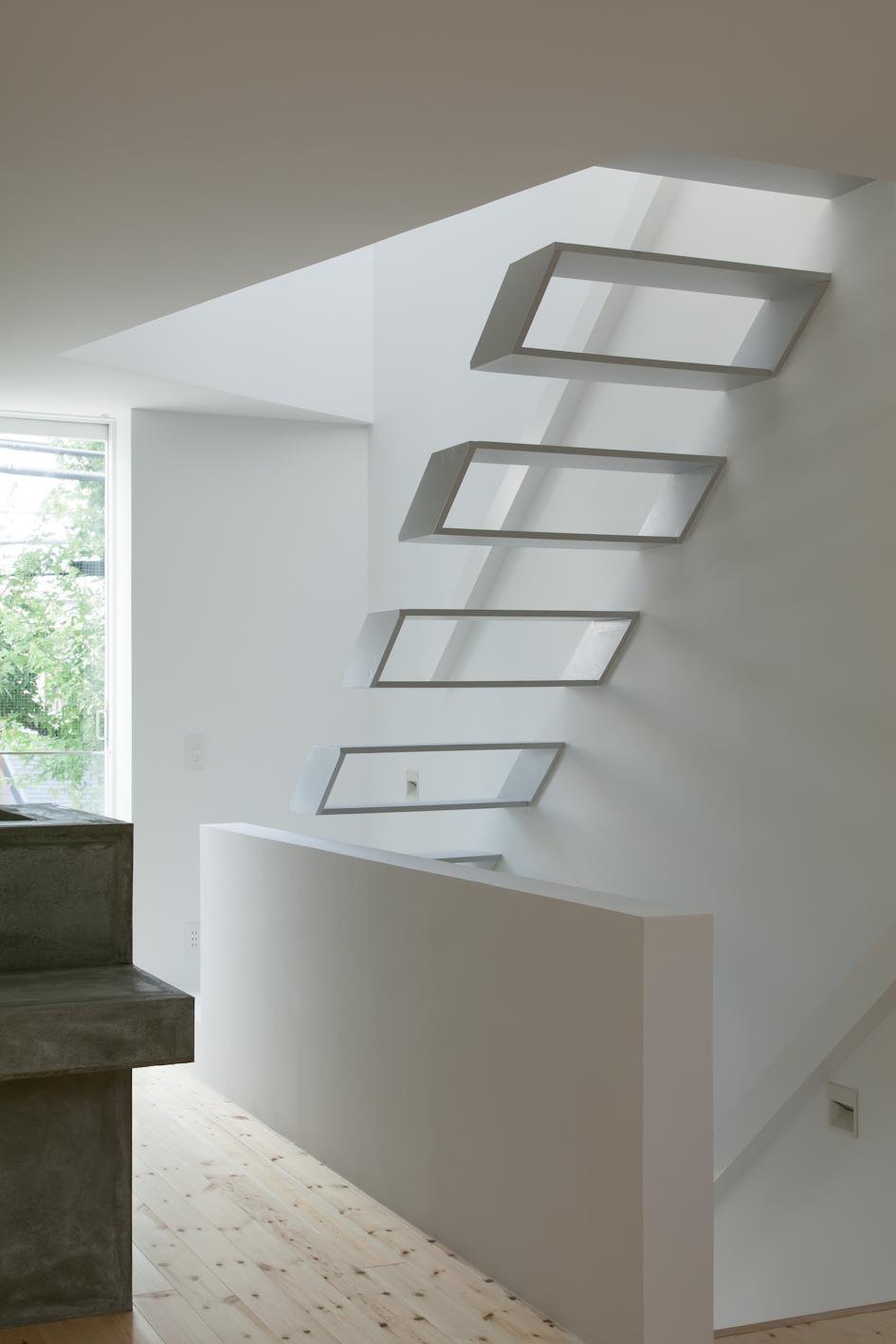Casa en tamatsu ido kenji blog arquitectura y dise o for Casa minimalista japon