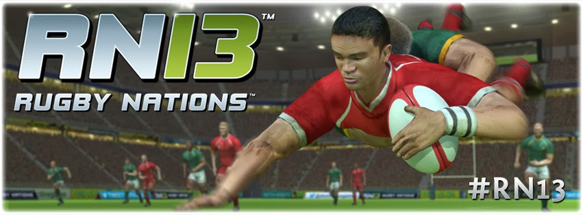 Rugby Nations 13 Versija : 1.0.0