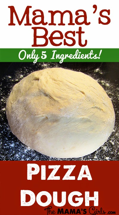 Mama'S Pizza Dough Recipe