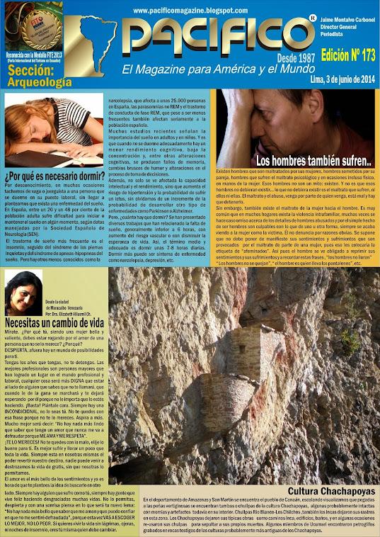 Revista Pacífico Nº 173 Arqueología