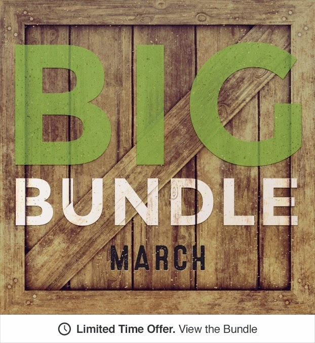 big bundle for webdesign