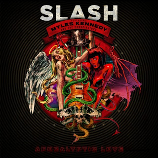 "Slash  ""Apocalyptic Love"""